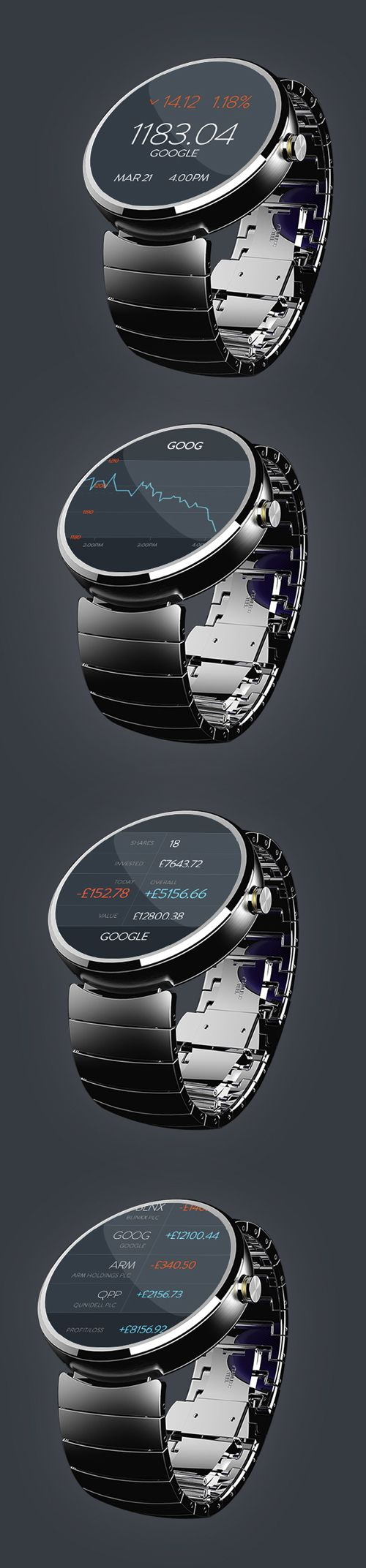 Moto 360 - the watch that will transform the wearable tech market…