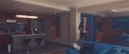 [GIF] TOP - y'all have never seen a choi this smooth