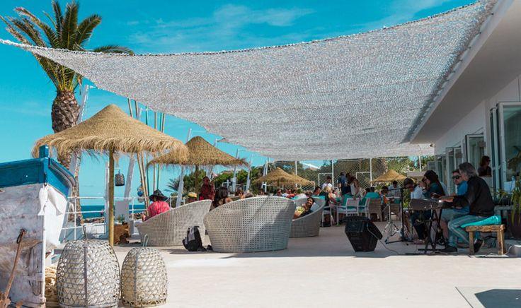 Es Restaurant Atzaro Beach