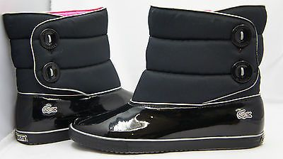 Ladies Winter boots Lacoste bundle NS flat , Womens boots UK size 8 in Clothes, Shoes & Accessories | eBay
