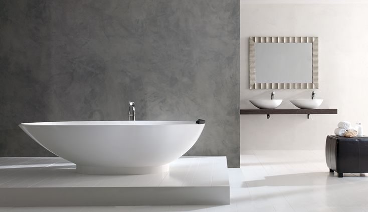 My future tub. So looking forward to long soaks!  Napoli Bath by Victoria and Albert Baths