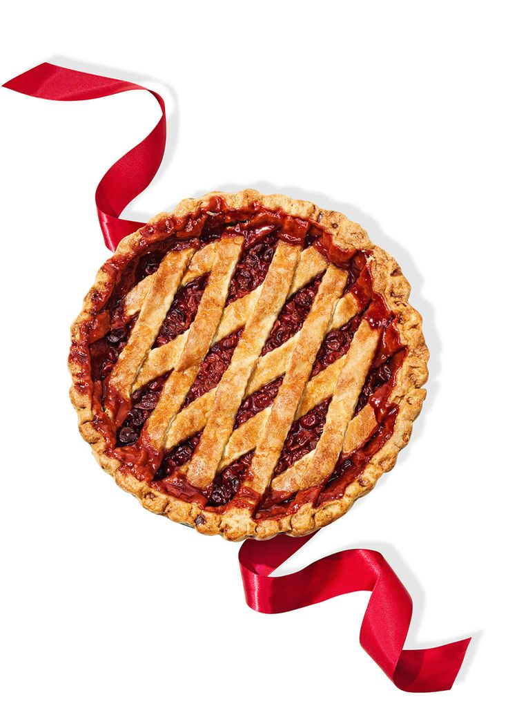 """Oprah's Favorite Things 2015    """"Move over, yule log cake—there's a new holiday dessert in town, and it makes a great hostess gift. California bakery Sweet Lady Jane has created a very merry, soon-to-be legendary, dare we say necessary, simply extraordinary deep-dish cherry pie. The buttery crust is the icing on the...oops!"""" — Oprah"""