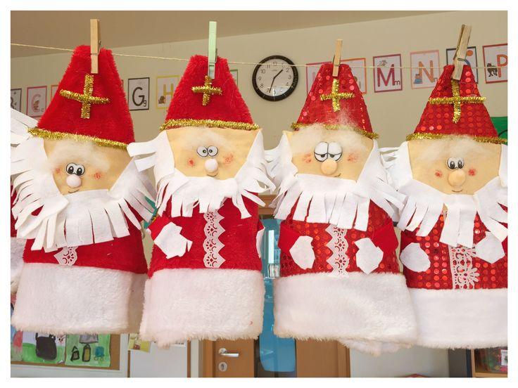 Santa Claus saint nicolas nikolaus sinterklaas