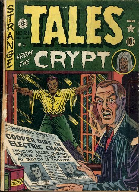 ec comics   Comics Appreciation   Talking Comics   Tales from the Crypt
