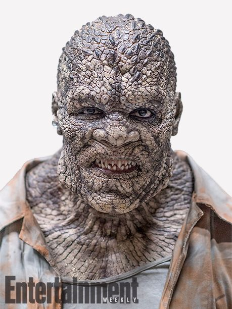 'Suicide Squad': Meet the Roster of Rogues | Killer Croc (Adewale Akinnuoye-Agbaje) | EW.com