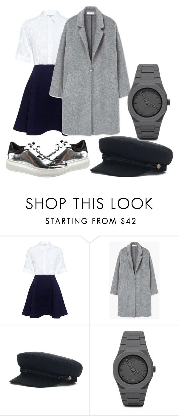 """""""for sheidlina 3"""" by dianacrystal on Polyvore featuring Paul & Joe Sister, MANGO and CC"""