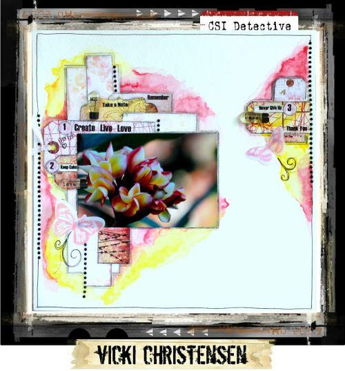 Case File No. 165 {Case closes on June 11, 2015} - CSI: Color, Stories, Inspiration