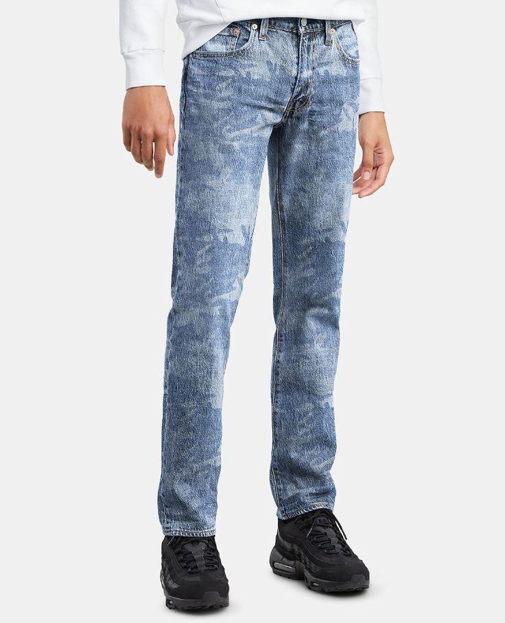 Levis mens 511 slim fit jeans coho creek camo levis in