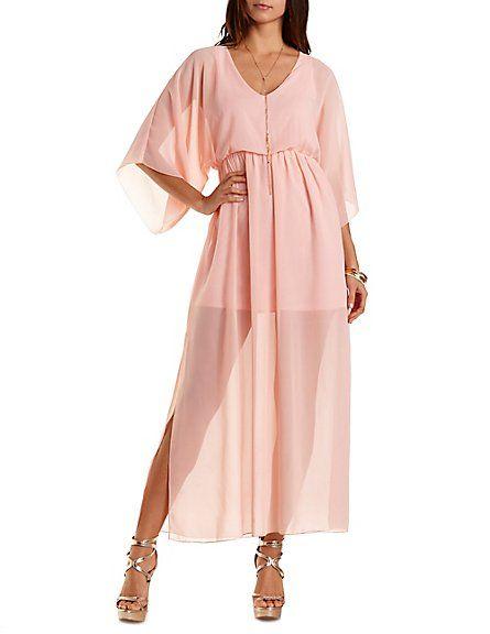 how to add kimono sleeves to a dress