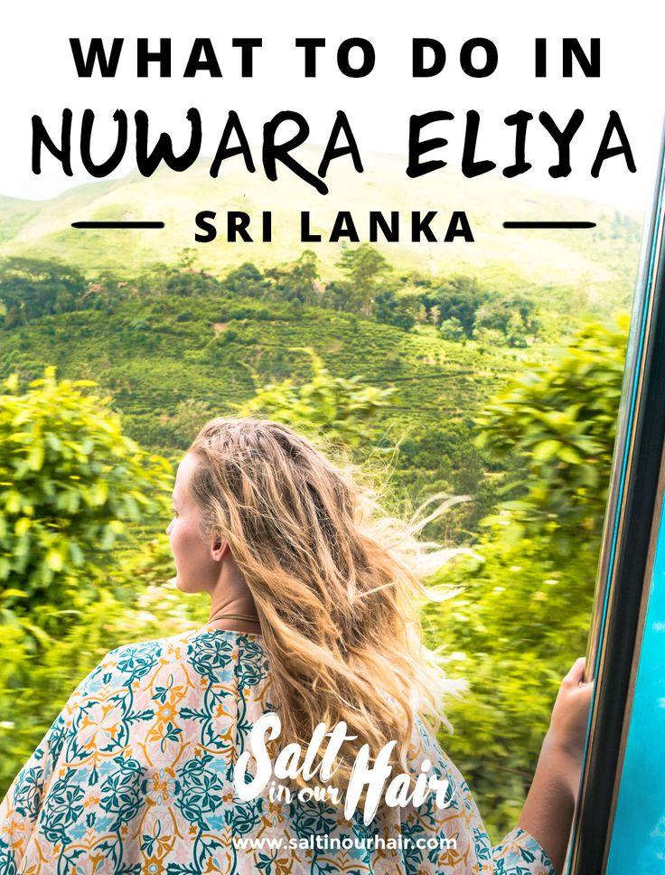 Things to do in Nuwara Eliya, Sri Lanka