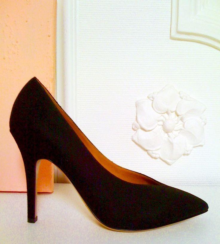 Damen Schuhe Stiefel designer High Heels 2757 Schwarz 38