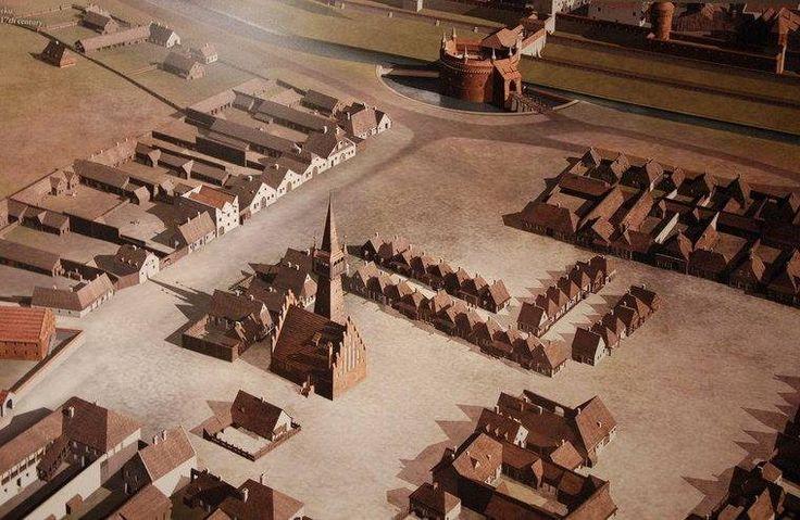 Rynek miasta Kleparz około połowy XVII wieku Klikać dalsze fotki  I tu też http://moim-zdaniem-i-okiem.blog.onet.pl/