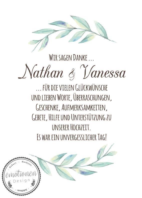 Ab 25 Personalisierte Danksagung Mit Foto Dankeskarte Hochzeit Foto Hochzeitsdanksagung Dank Dankeskarte Hochzeit Dankeskarten Hochzeit Text Hochzeit Danke