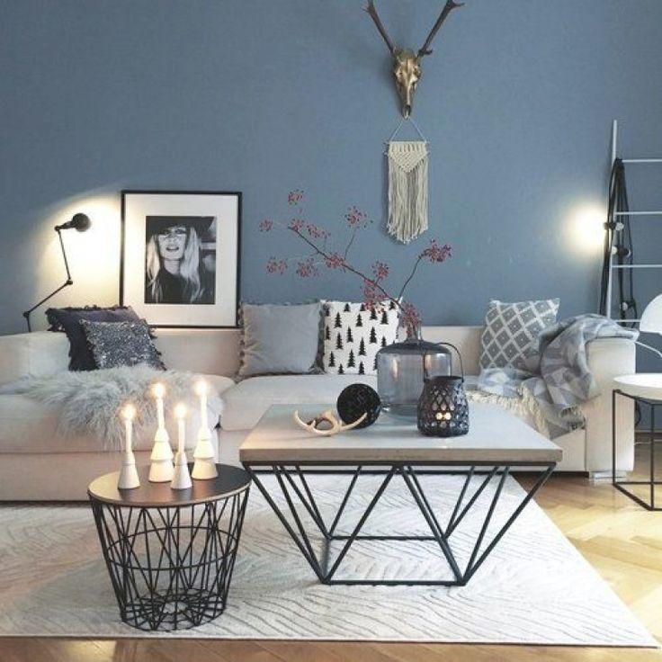 die besten 25 dekoideen wohnzimmer ideen auf pinterest deko f r wohnzimmer gem tliche. Black Bedroom Furniture Sets. Home Design Ideas