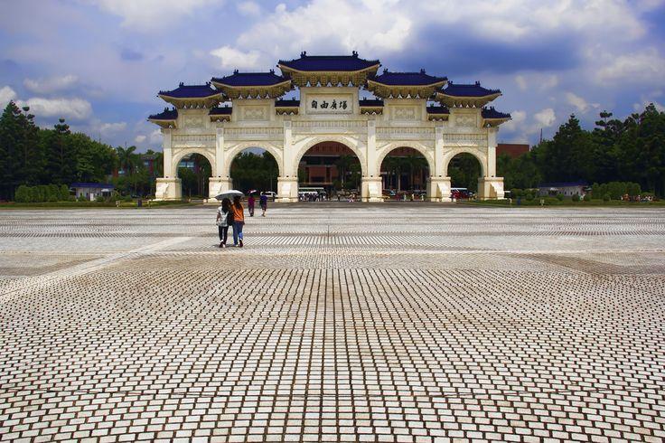 Chiang Kai-shek Memorial Hall Yang Cho-Cheng, 1980 21, Zhongshan South Road, Zhongzheng Dist., Taipei