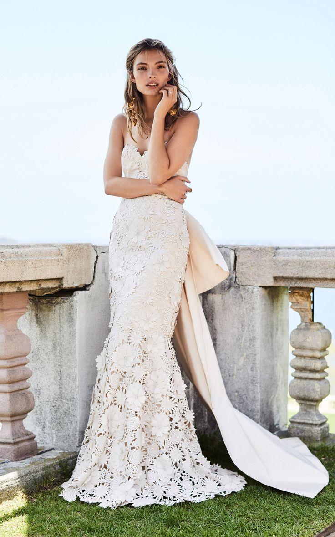 Johanna Ortiz  M'O Exclusive La Leyenda Del Beso Dress
