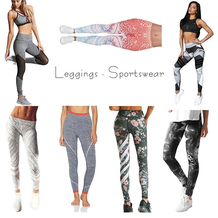 Damen Leggings Sportswear Fitness