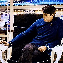 Gif. I'm a doctor, not a starship captain!
