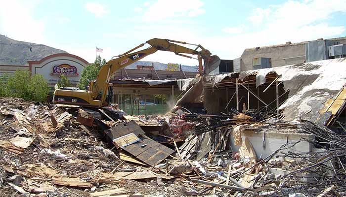 Phoenix Demolition Company has years of experience in Building Demolition Projects. From Pool Demo to complete demolition of residential and commercial structures.  http://www.phoenixdemolitioncompany.com