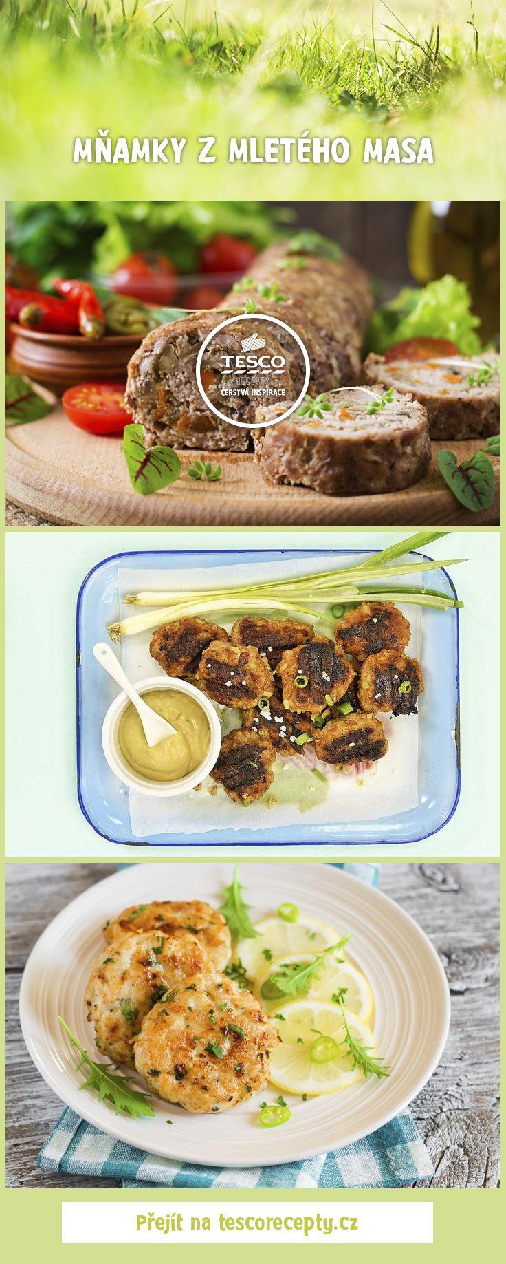 Připravte si výborné jídlo z mletého masa