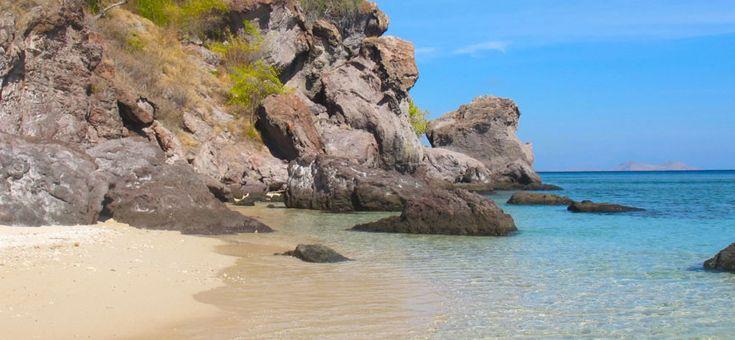 Isla de Komodo, Indonesia.