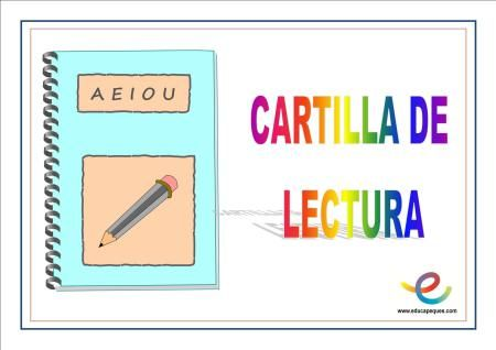 cartilla de lectura  01