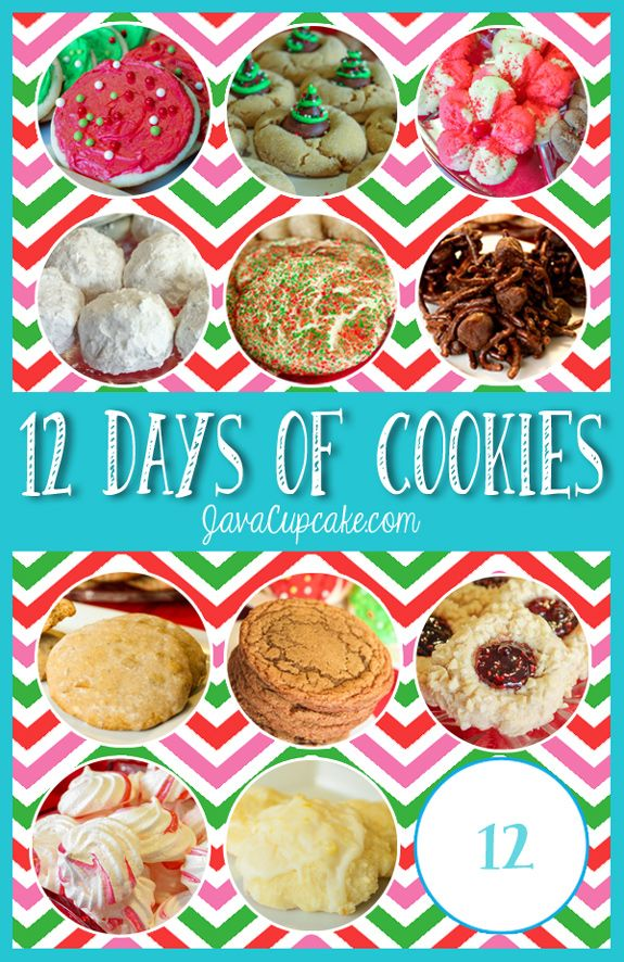 12 Days of Cookies - Day 11: Lemon Ricotta Cookies - The JavaCupcake Blog