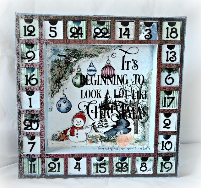 Календарь обратного отсчета до новогодних праздников