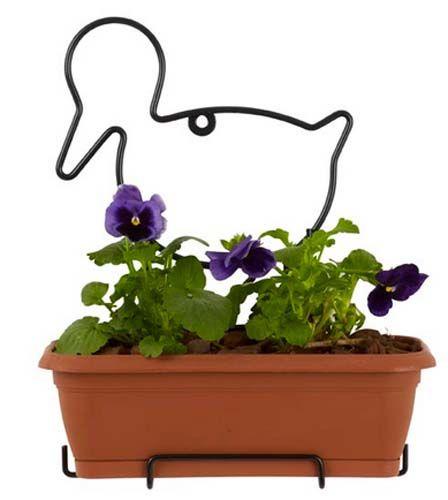 21 best attrezzatura per giardinaggio images on pinterest backyard ideas etsy and garden ideas - Portavaso da parete ...