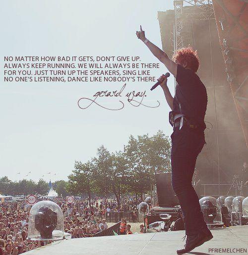 -Gerard Way