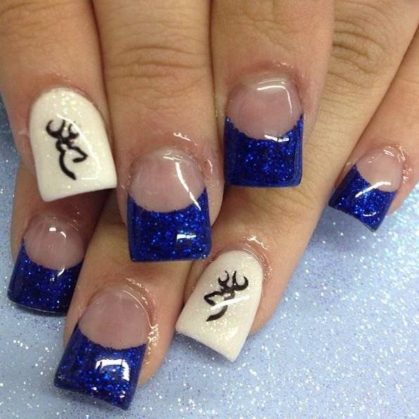 Country Girl Nail Art: 27 Best Country Girl Nails Images On Pinterest