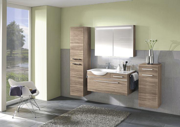 die besten 25 spiegelschrank mit beleuchtung ideen auf pinterest spiegelschrank beleuchtung. Black Bedroom Furniture Sets. Home Design Ideas