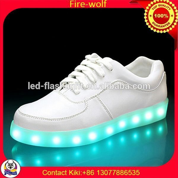 Led Tube8 School Light 18W Light Up Adult Shoes/LED luminous shoes for dancer manufactory  FOB Price: US $ 2 - 3 / Pair | Get Latest Price Min.Order Quantity: 50 Pair/Pairs Supply Ability: 50000 Pair/Pairs per Month