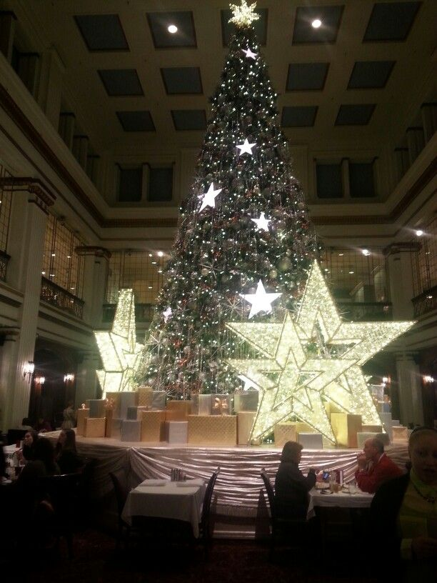 Tree at Macy s  Walnut Room  2013  Chicago   former Marshall Field s339 best Marshall Field s Christmas images on Pinterest  . Macy Tree Lighting Chicago 2013. Home Design Ideas