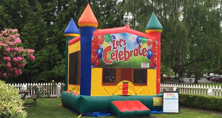 Home – BounceHouse NW #bus #rentals http://rental.remmont.com/home-bouncehouse-nw-bus-rentals/  #bouncy house rentals # Our Products 13 x13 Bounce House Rentals Our large bounce houses are 13′x13′x15′. To operate safely, they need a flat, open area of approximately 16×16 feet. They come with several different themes, as pictured to the left. Key Features Indoor Bounce House Rentals Combos and Inflatable Slide Rentals About BounceHouseNW Here...