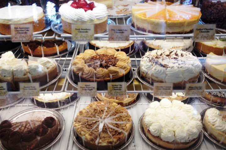 チーズケーキファクトリー(The Cheesecake Factory)