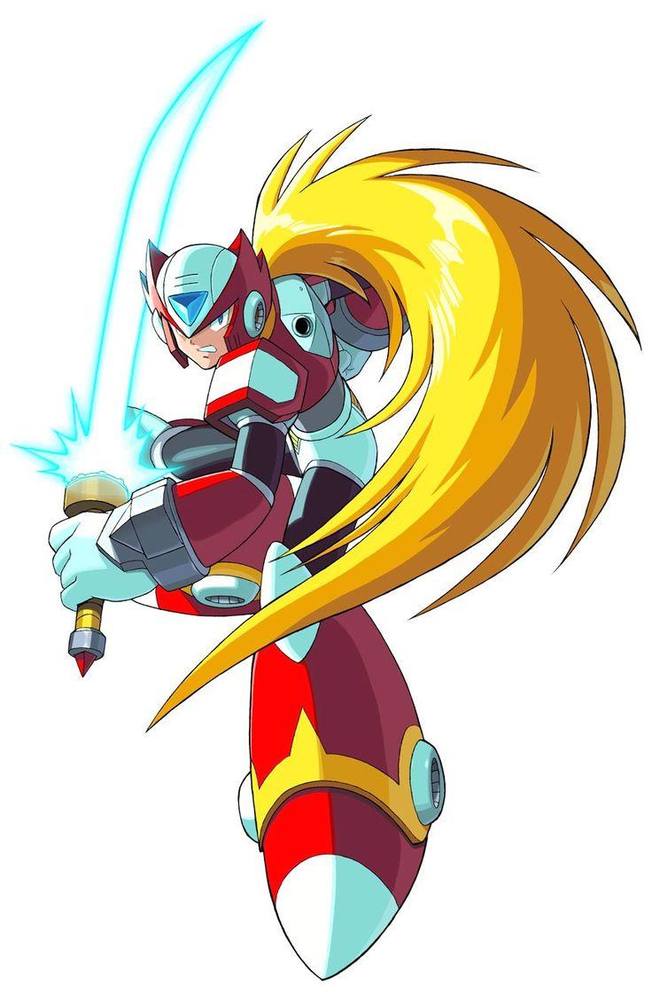 アニヲタWiki(仮) - ゼロ(ロックマンXシリーズ)