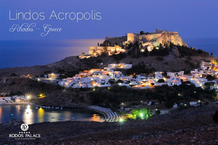 Where history, culture and modernity merge. Visit Rhodes, stay at Rodos Palace.  #hotel #holidays #Rodos #rhodes #Greece #lindos #5star #luxury #luxurytravel #travel #Mediterranenan #vacation #acropolis #monuments #archaeology
