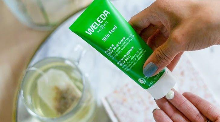 Julia Roberts And I Love The Same Hand Cream In 2020 Weleda Skin Food Dry Winter Skin Skin Food