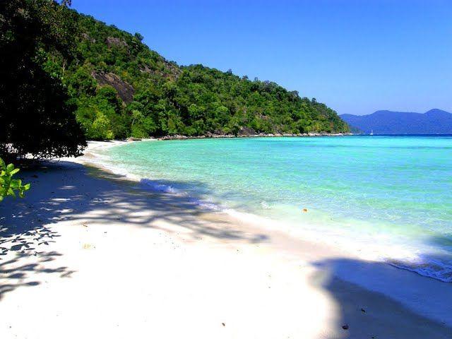 Ko Lipe, Tailândia