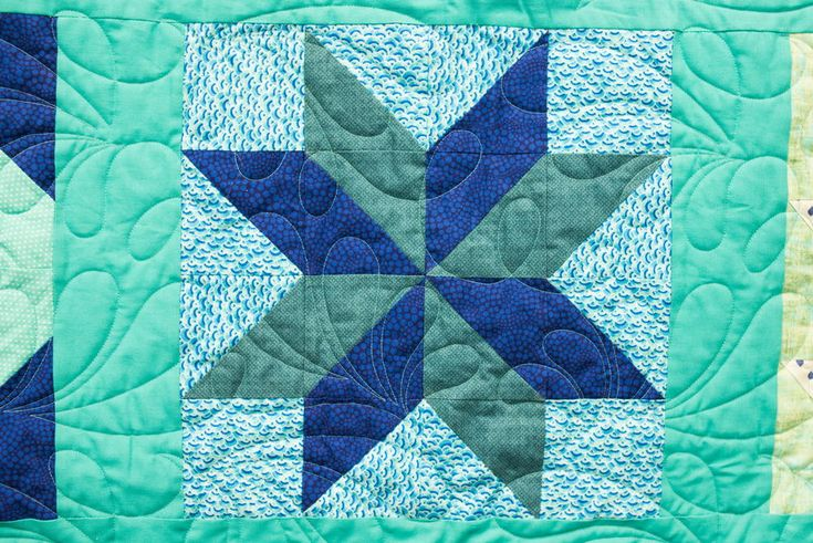 Star Flower Block Pattern | Ready for November? Don't miss our newest Quilt Block of the Month video on how to make a star flower quilt block!