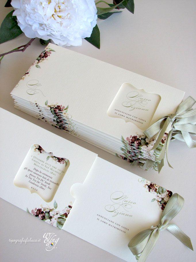 Partecipazioni Matrimonio Originali Modello Clic Clac Personalizzate Wedding Design Tipografia F Nel 2020 Inviti Per Matrimonio Idee Matrimonio Estivo Inviti Di Nozze