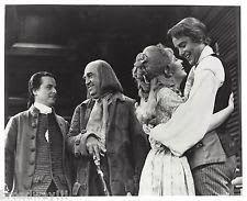"William Daniels, Howard DaSilva, Betty Buckley and Ken Howard in ""1776""."