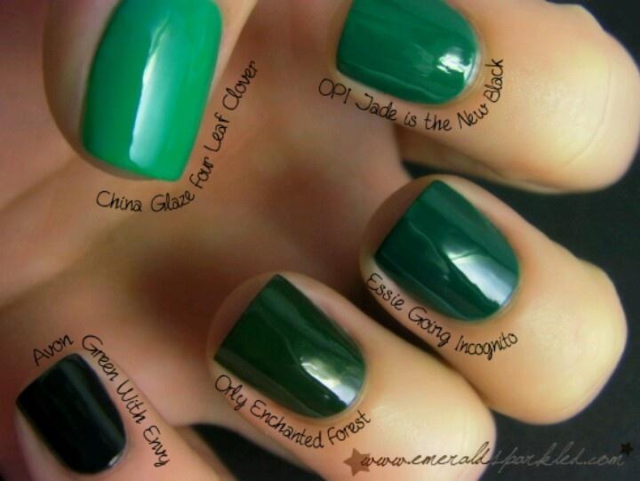 Mejores 11 imágenes de menta nails en Pinterest | Diseño de uñas, La ...