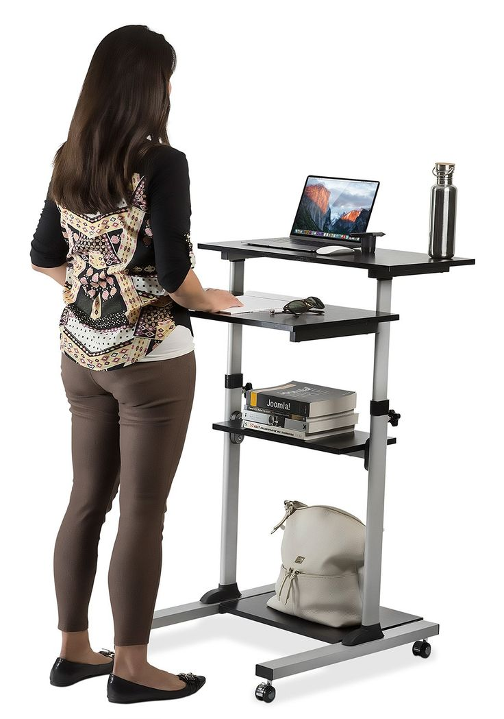 Best 25 Adjustable computer desk ideas on Pinterest Adjustable
