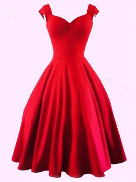 25 best ideas about dark red dresses on pinterest vintage red dress 1950s fashion dresses. Black Bedroom Furniture Sets. Home Design Ideas