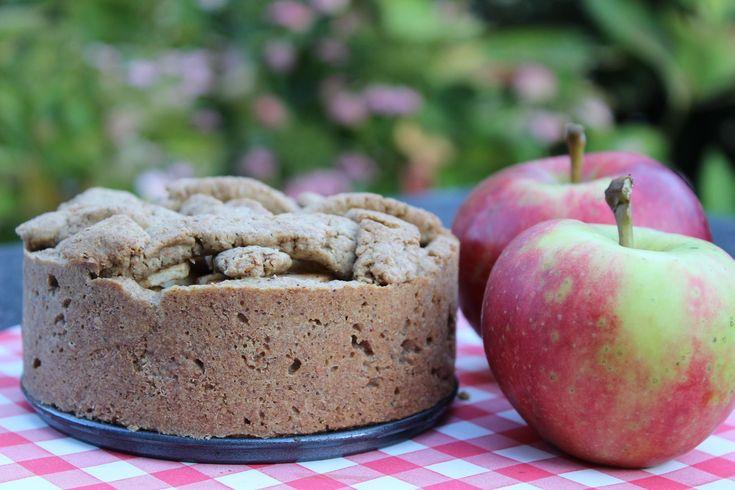 Recept voor mini-appeltaart met appels uit eigen tuin