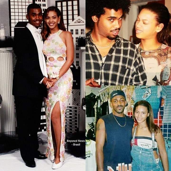 Curiosidade Beyoncé namorou um embuste chamado Lyndall Locke. De acordo com  Locke, foi Kelly Rowland quem o apresentou para B… | Beyonce, Destiny's  child, Fashion