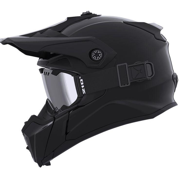 CKX - Off-road winter helmets - TITAN Left view - kimpexnews.com