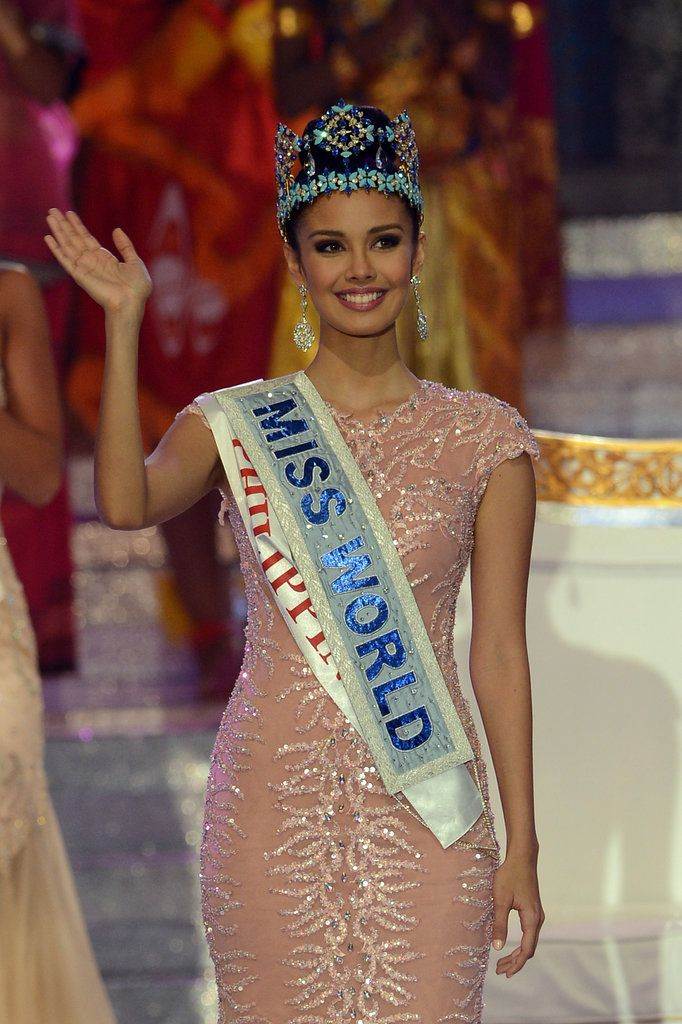 Miss Philippines contestant Megan Young was crowned Miss World 2013 in Bali